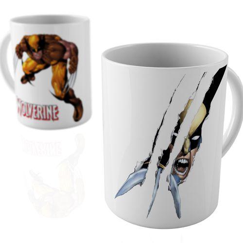 Caneca - Wolverine