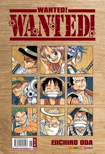 Wanted! Vol.01