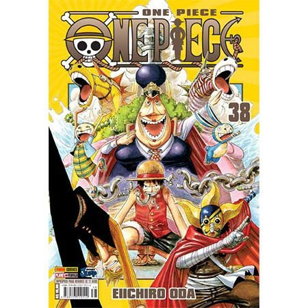 One Piece Vol.38