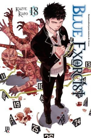 Blue Exorcist Vol.18