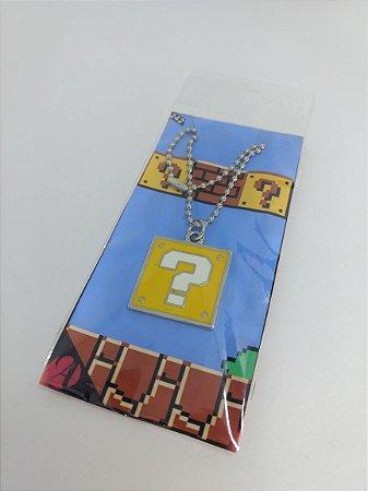 Colar - Mario Bros