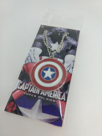 Colar - Capitão América