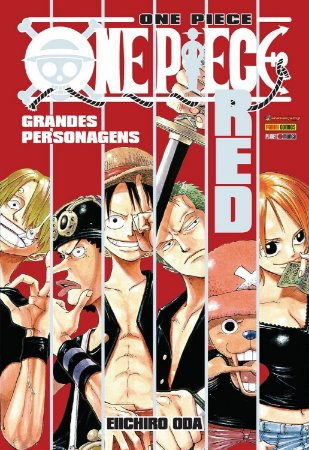 One Piece Red - Grandes Personagens