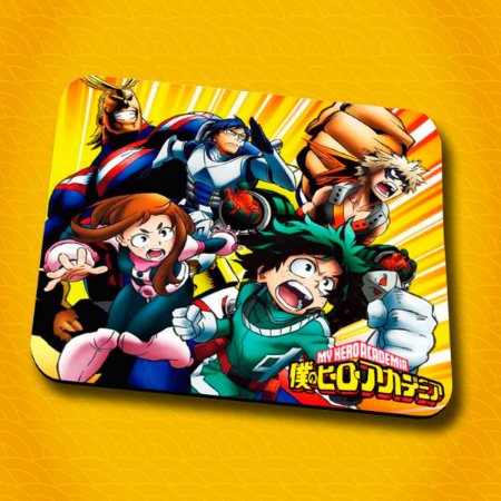 Mousepad - Boku No Hero