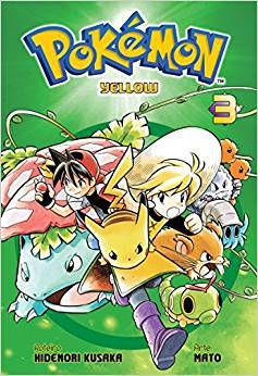 Pokémon Yellow Vol.03