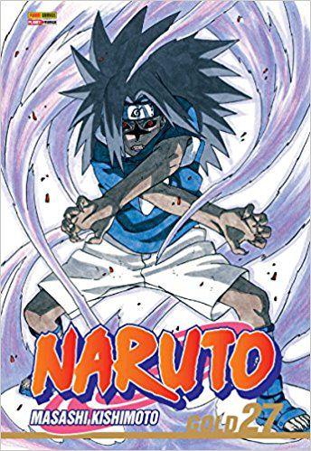 Naruto Gold Vol.27