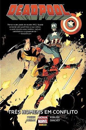 Deadpool - Três Homens Em Conflito