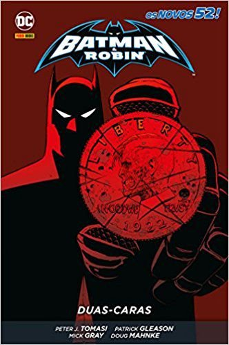 Batman E Robin - Duas-Caras