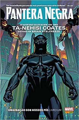 Pantera Negra - Uma Nação Sob Nossos Pés Livro Um