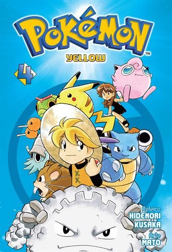 Pokémon Yellow Vol.04