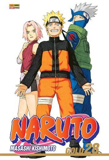 Naruto Gold Vol.28