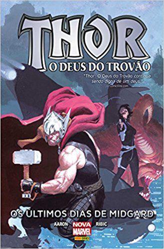 Thor O Deus Do Trovão - Os Últimos Dias De Midgard