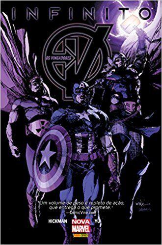 Os Vingadores - Infinito