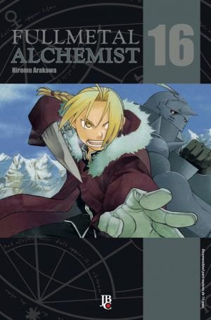 Fullmetal Alchemist Vol.16