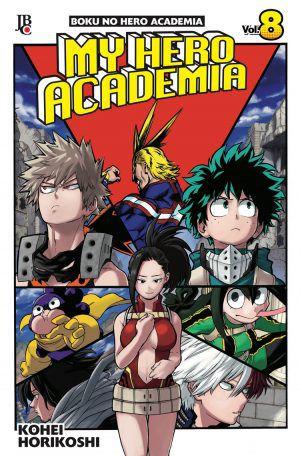 My Hero Academia Vol.08