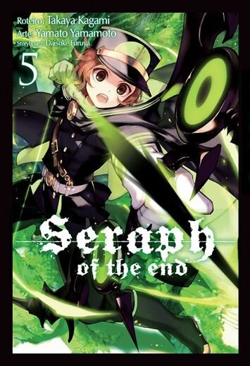 Seraph Of The End Vol.05