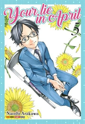 Your Lie In April Vol.05