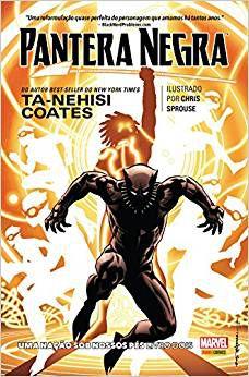 Pantera Negra - Uma Nação Sob Nossos Pés Livro Dois
