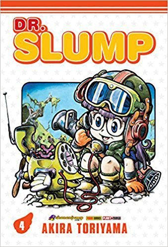 Dr. Slump Vol.04