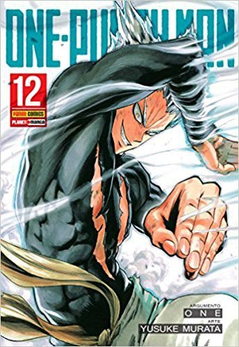 One Punch Man Vol.12