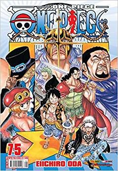 One Piece Vol.75