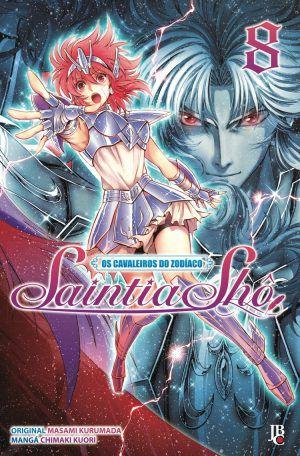 Os Cavaleiros do Zodíaco - Saintia Shô Vol.08