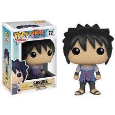 Pop Funko - Sasuke