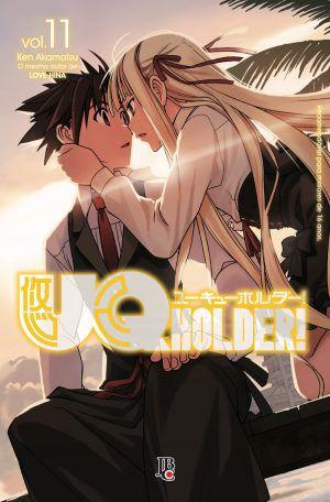 UQ Holder Vol.11