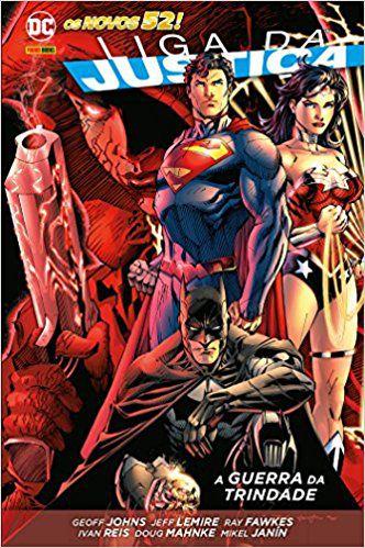 Liga Da Justiça - A Guerra Da Trindade
