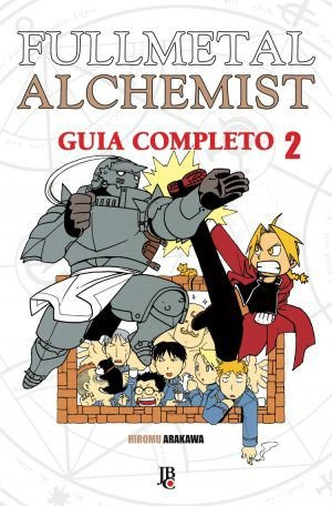Fullmetal Alchemist Guia Completo Vol.02