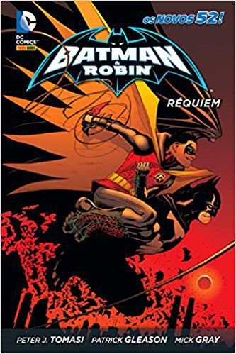 Batman E Robin - Réquiem