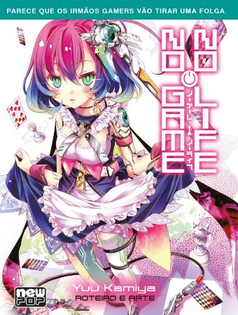 No Game No Life Vol.09 - Novel