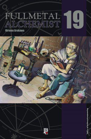Fullmetal Alchemist Vol.19