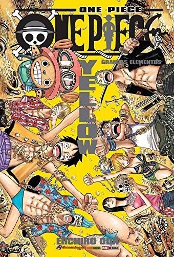 One Piece Yellow - Grandes Elementos