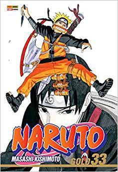 Naruto Gold Vol.33