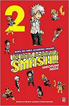 My Hero Academia Smash!! Vol.02