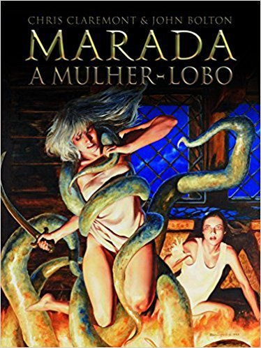 Marada - A Mulher-Lobo