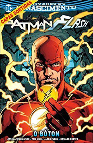 Batman E Flash - O Bóton