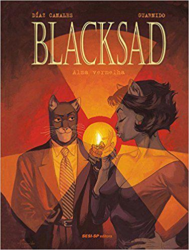 Blacksad - Alma Vermelha - Volume 3