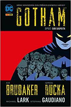 Gotham DPGC - Sob Suspeita