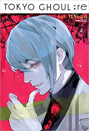 Tokyo Ghoul Re Vol.04