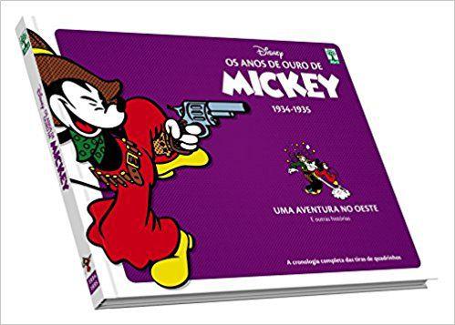 Os Anos De Ouro de Mickey - Uma Aventura No Oeste