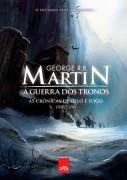 A Guerra Dos Tronos - As Crônicas De Gelo E Fogo - Livro 1