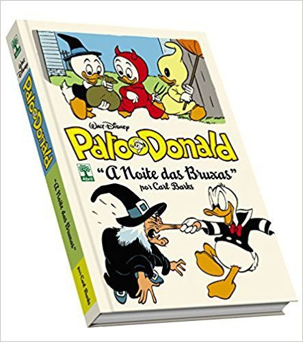 Pato Donald - A Noite Das Bruxas