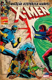 Coleção Histórica Marvel - X-Men - Completo