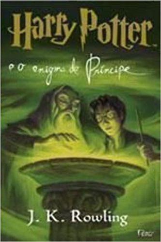 Harry Potter - E O Enigma Do Príncipe