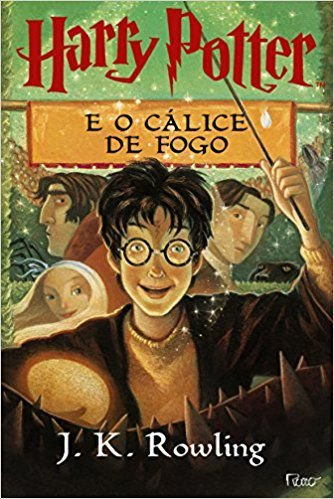 Harry Potter - E O Cálice De Fogo