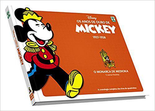 Os Anos de Ouro de Mickey - O Monarca De Medioka