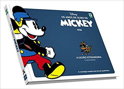 Os Anos de Ouro de Mickey - Mickey Na Legião Estrangeira