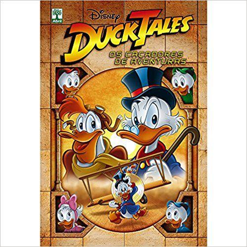 Ducktales - Os Caçadores De Aventura